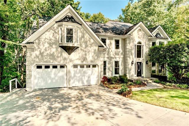 335 Birch Hollow Court, Roswell, GA 30075 (MLS #6614967) :: RE/MAX Paramount Properties