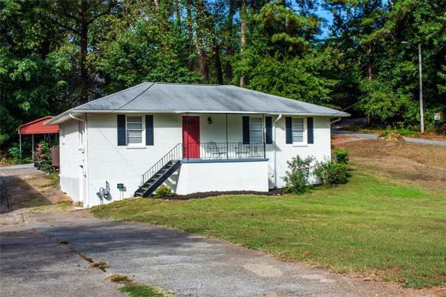2433 Fallview Terrace, East Point, GA 30344 (MLS #6614988) :: North Atlanta Home Team