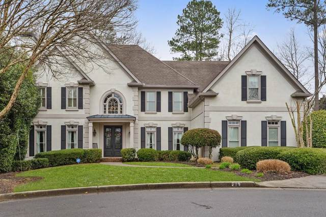 295 Steeple Point Drive, Roswell, GA 30076 (MLS #6615242) :: North Atlanta Home Team