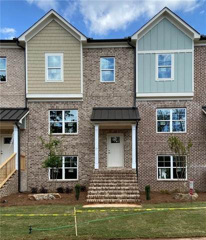 186 Panther Point Lane #9, Lawrenceville, GA 30046 (MLS #6615310) :: Oliver & Associates Realty