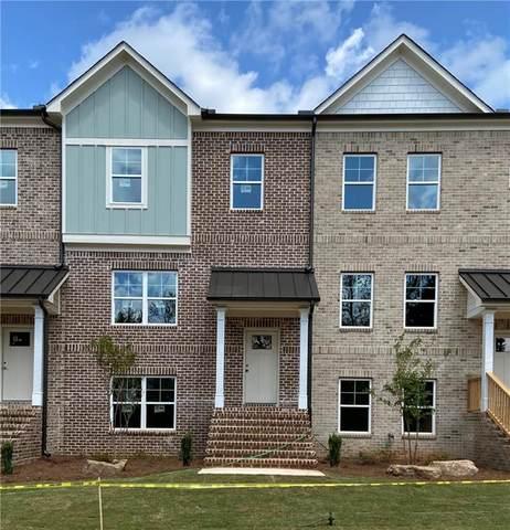 176 Panther Point Lane #10, Lawrenceville, GA 30046 (MLS #6615343) :: North Atlanta Home Team
