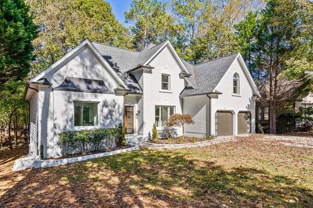 611 Ashwood Court, Woodstock, GA 30189 (MLS #6617188) :: Dillard and Company Realty Group