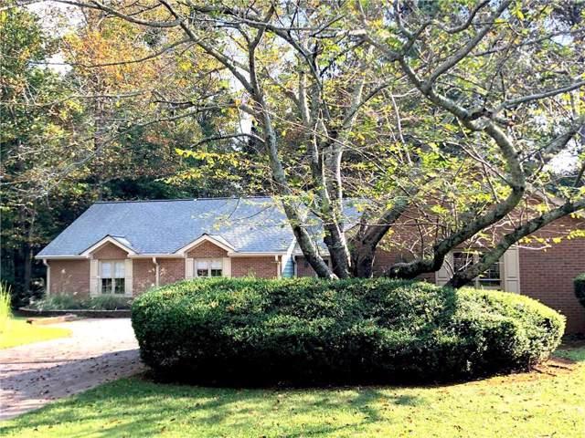 4486 Post Oak Tritt Road, Marietta, GA 30062 (MLS #6617190) :: RE/MAX Prestige