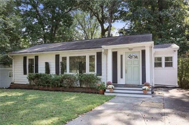 1861 Woodland Hills Avenue NW, Atlanta, GA 30318 (MLS #6617295) :: North Atlanta Home Team