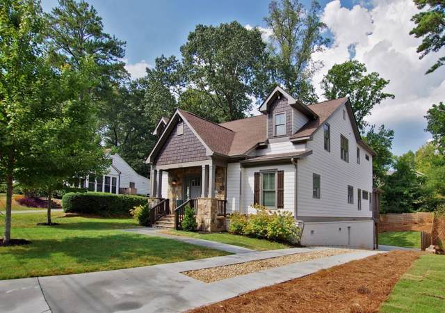 1222 Mclynn Avenue NE, Atlanta, GA 30306 (MLS #6617661) :: The Heyl Group at Keller Williams