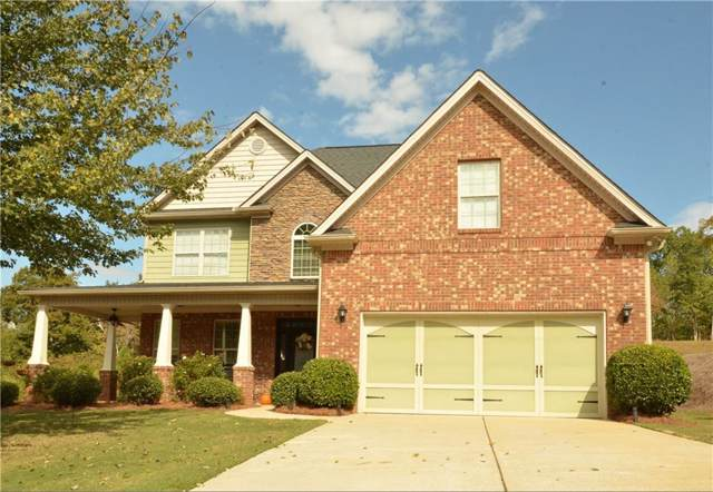 5757 Grant Station Drive, Gainesville, GA 30506 (MLS #6618634) :: North Atlanta Home Team