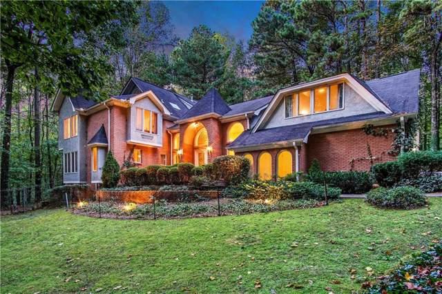 2480 Fawn Ridge, Smoke Rise, GA 30087 (MLS #6620337) :: North Atlanta Home Team