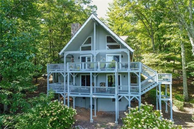 409 E Sugarbush, Sky Valley, GA 30537 (MLS #6620450) :: Iconic Living Real Estate Professionals