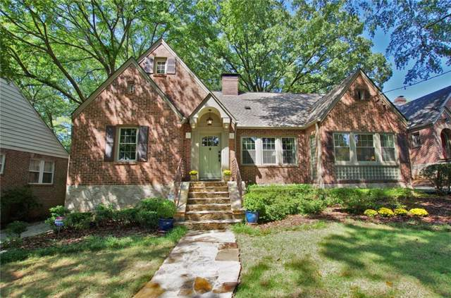 1262 Pasadena Avenue NE, Atlanta, GA 30306 (MLS #6620858) :: North Atlanta Home Team