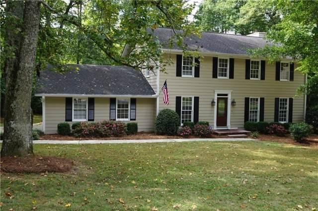 3864 W Clinton Court, Marietta, GA 30062 (MLS #6621523) :: North Atlanta Home Team
