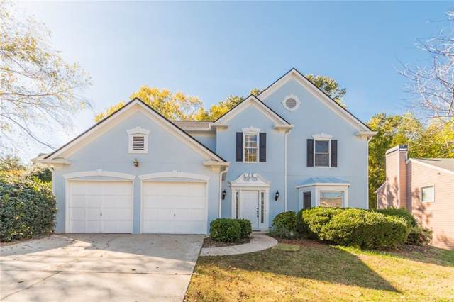 3780 Ancroft Circle, Peachtree Corners, GA 30092 (MLS #6621794) :: North Atlanta Home Team