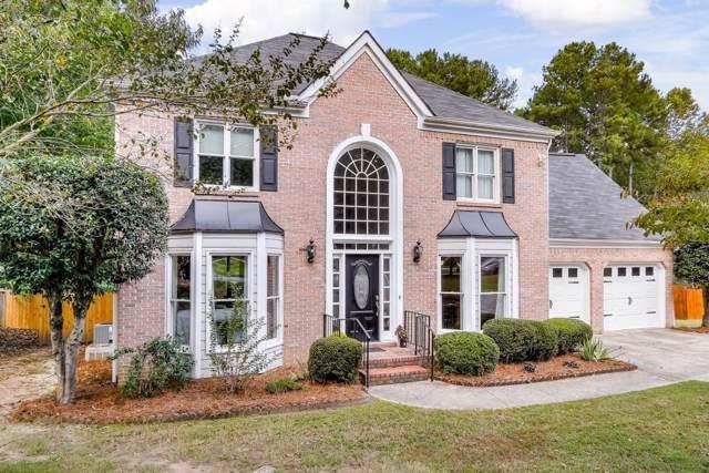 1406 Livingston Drive SW, Marietta, GA 30064 (MLS #6622430) :: North Atlanta Home Team
