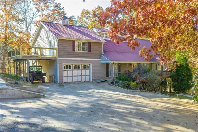 9635 Reinhardt College Parkway, Waleska, GA 30183 (MLS #6623276) :: Path & Post Real Estate