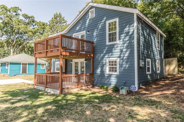 1783 Short Avenue, East Point, GA 30344 (MLS #6623302) :: Charlie Ballard Real Estate