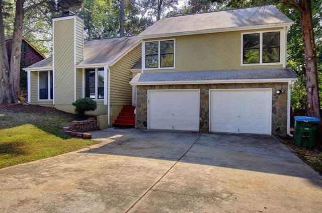 1016 Worcester Place, Lilburn, GA 30047 (MLS #6623995) :: North Atlanta Home Team