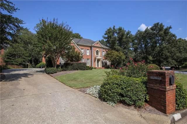 5175 Brooke Farm Drive, Dunwoody, GA 30338 (MLS #6624497) :: North Atlanta Home Team