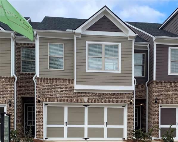 189 Trailside Way #44, Hiram, GA 30141 (MLS #6624840) :: RE/MAX Paramount Properties