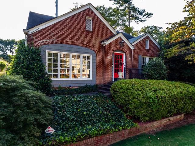 1770 Flagler Avenue NE, Atlanta, GA 30309 (MLS #6625149) :: North Atlanta Home Team