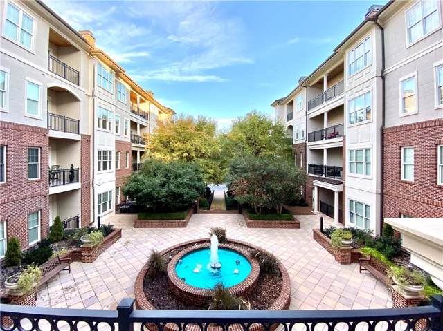 3635 E Paces Circle NE #1306, Atlanta, GA 30326 (MLS #6625598) :: North Atlanta Home Team