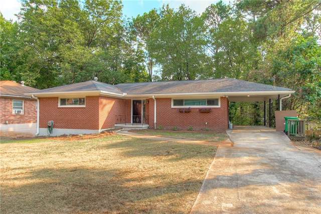 2853 Catalina Drive, Decatur, GA 30032 (MLS #6625627) :: North Atlanta Home Team