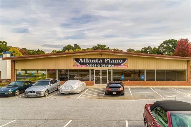 2410 Canton Road, Marietta, GA 30066 (MLS #6626086) :: North Atlanta Home Team