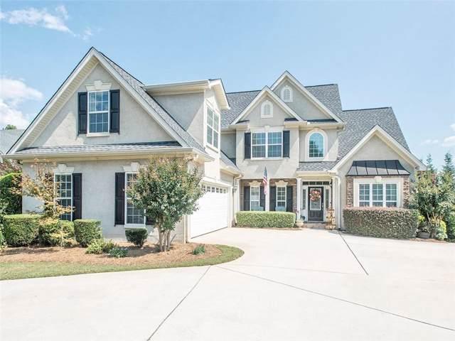 1211 Mcallistar Drive, Locust Grove, GA 30248 (MLS #6626820) :: Charlie Ballard Real Estate