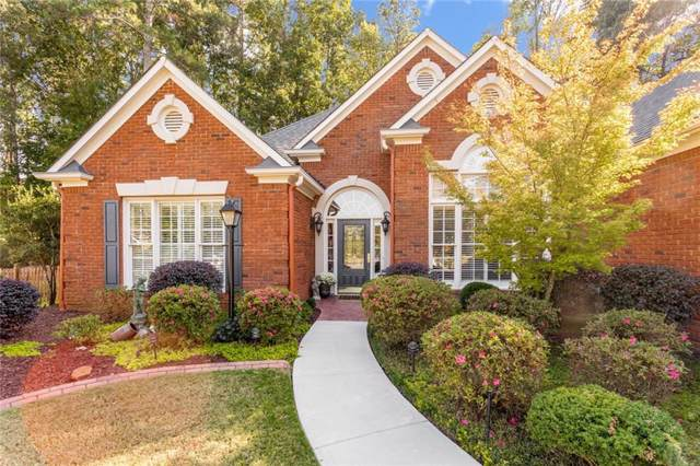 5545 Clipper Bay Drive, Powder Springs, GA 30127 (MLS #6627406) :: North Atlanta Home Team
