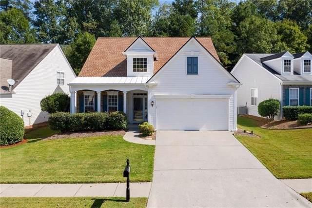 3352 Hampreston Way NW, Kennesaw, GA 30144 (MLS #6628039) :: North Atlanta Home Team