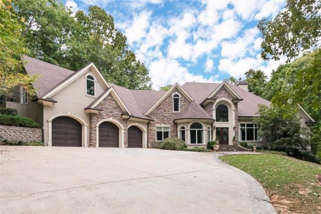 1985 Pine Mountain Road NW, Kennesaw, GA 30152 (MLS #6629608) :: Charlie Ballard Real Estate