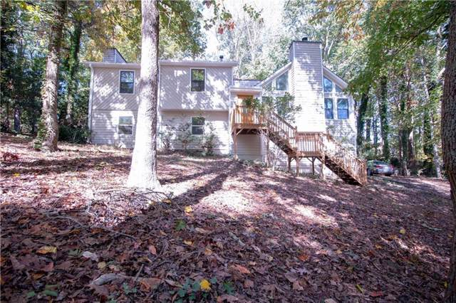 4849 Caboose Lane NW, Acworth, GA 30102 (MLS #6629797) :: Charlie Ballard Real Estate