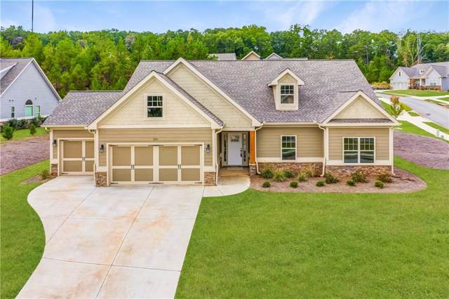 100 Summer Breeze Lane, Canton, GA 30114 (MLS #6630872) :: North Atlanta Home Team