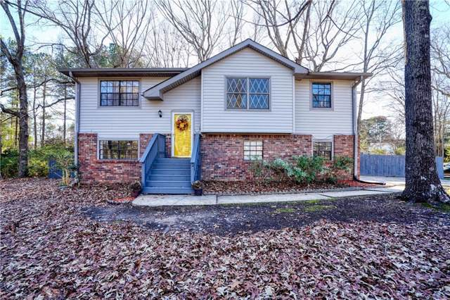 453 Fayetteville Road, Fairburn, GA 30213 (MLS #6631432) :: North Atlanta Home Team