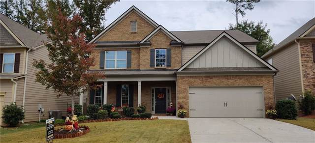 209 Providence Walk Court, Canton, GA 30114 (MLS #6631785) :: The North Georgia Group