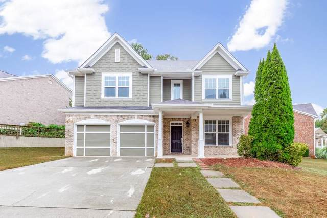 2467 Peach Shoals Circle, Dacula, GA 30019 (MLS #6631815) :: North Atlanta Home Team