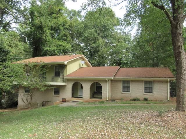 1261 Pine Knoll Lane NE, Conyers, GA 30013 (MLS #6632124) :: North Atlanta Home Team