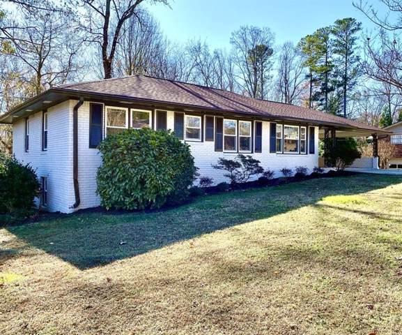 484 Highview Drive, Smyrna, GA 30082 (MLS #6632465) :: RE/MAX Paramount Properties