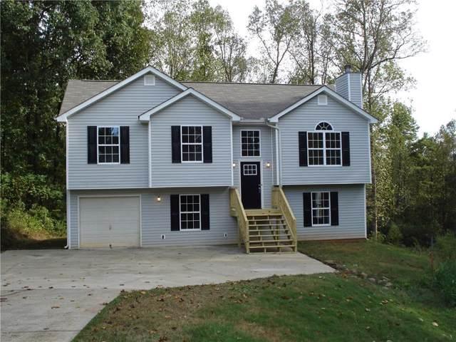 4713 Turning Leaf Drive, Gillsville, GA 30543 (MLS #6632637) :: The Heyl Group at Keller Williams