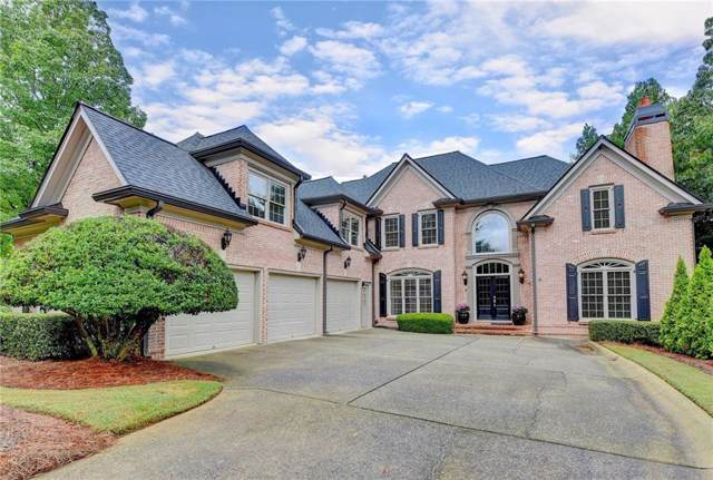 7080 Laurel Oak Drive, Suwanee, GA 30024 (MLS #6632873) :: RE/MAX Prestige
