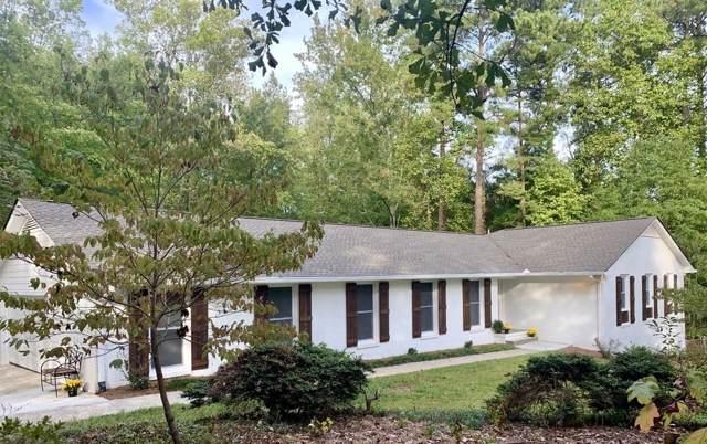2411 Robinson Road NE, Marietta, GA 30068 (MLS #6633354) :: Charlie Ballard Real Estate