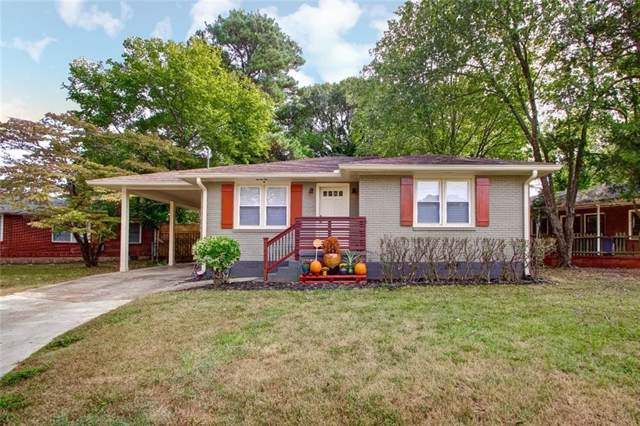 2124 Miriam Lane, Decatur, GA 30032 (MLS #6634176) :: The Heyl Group at Keller Williams
