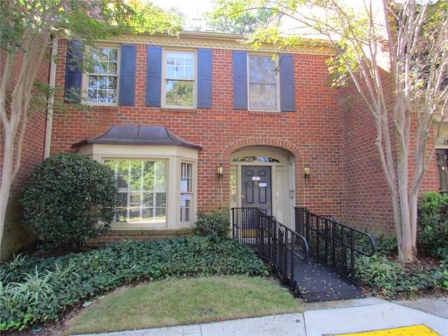 11 Plantation Drive NE #11, Atlanta, GA 30324 (MLS #6634802) :: North Atlanta Home Team
