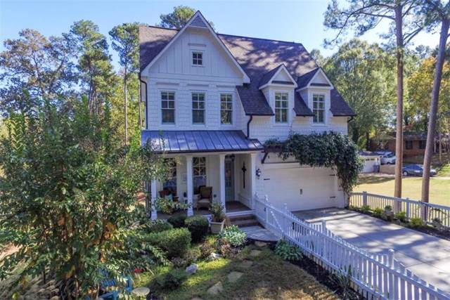 361 Westside Drive, Roswell, GA 30075 (MLS #6635339) :: The Cowan Connection Team
