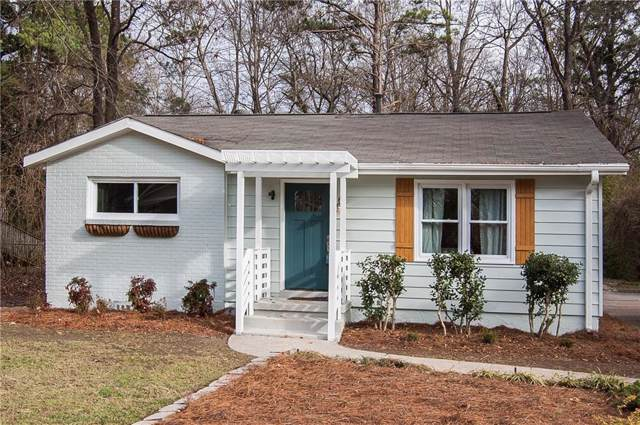 3295 Mccauley Road SE, Smyrna, GA 30080 (MLS #6636910) :: Good Living Real Estate