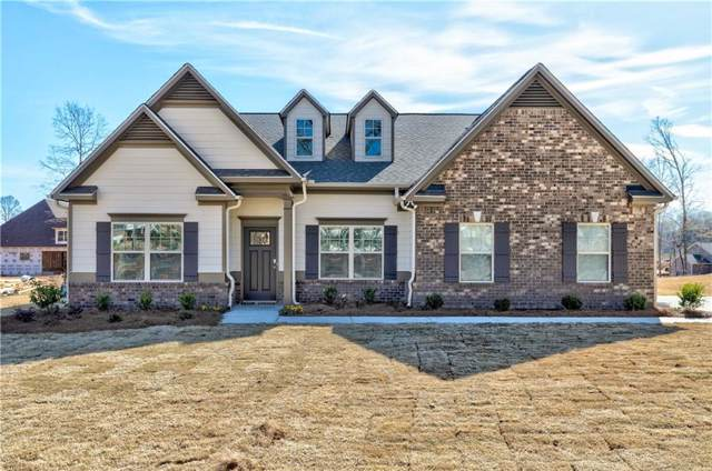 317 Benstone Drive, Calhoun, GA 30701 (MLS #6637339) :: Dillard and Company Realty Group