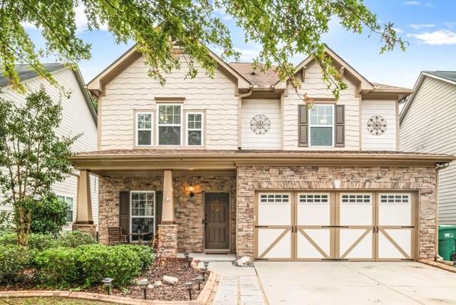 525 Crestmont Lane, Canton, GA 30114 (MLS #6637481) :: North Atlanta Home Team