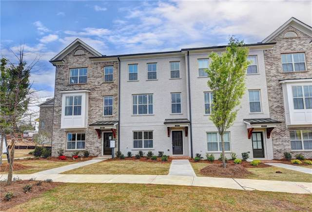 2881 Pruitt Lane #8, Smyrna, GA 30080 (MLS #6637780) :: North Atlanta Home Team
