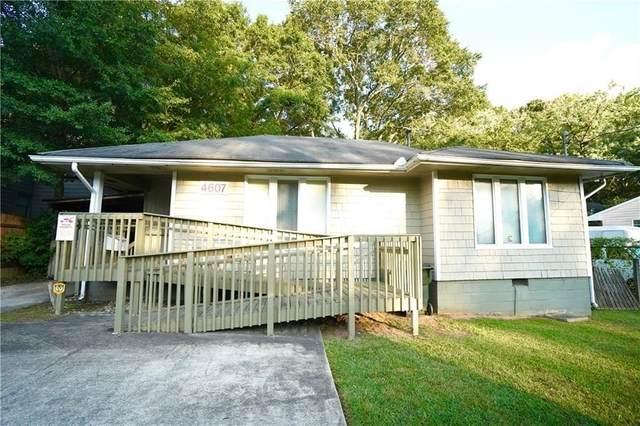 4607 Buford Drive, Chamblee, GA 30341 (MLS #6637897) :: Good Living Real Estate