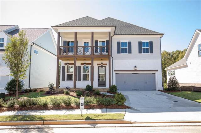 305 Mcdaniel Place, Canton, GA 30115 (MLS #6638071) :: Charlie Ballard Real Estate