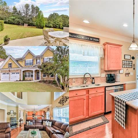 891 Sapphire Lane, Sugar Hill, GA 30518 (MLS #6638471) :: North Atlanta Home Team