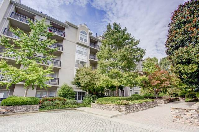 1507 River Green Drive NW #1507, Atlanta, GA 30327 (MLS #6640754) :: RE/MAX Prestige